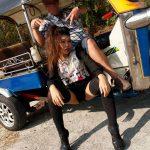 Tuktuk patrol Kandi Sits